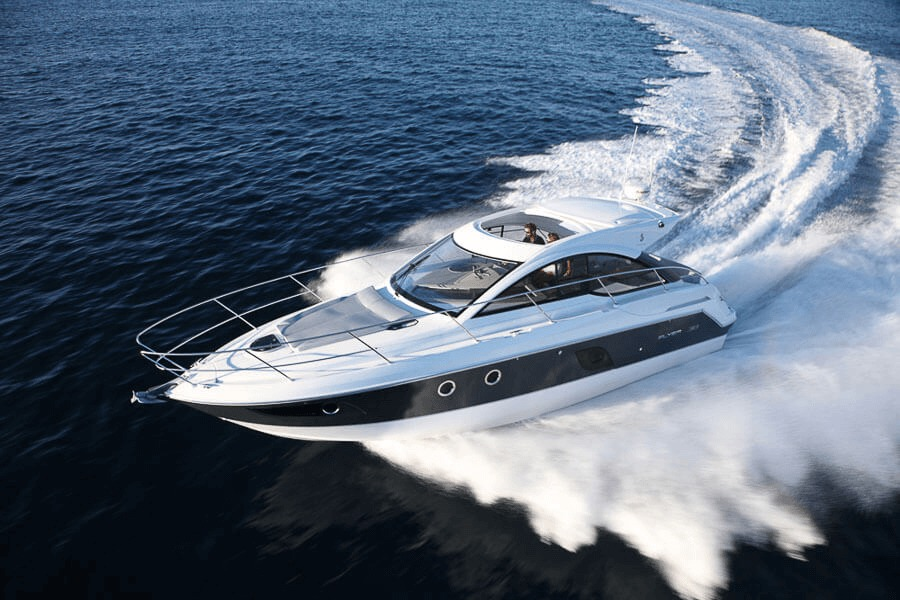 Photo du yacht Beneteau Gran Turismo 38