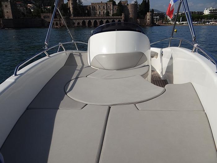 Photo du bateau à moteur CLEAR ARIES OPEN