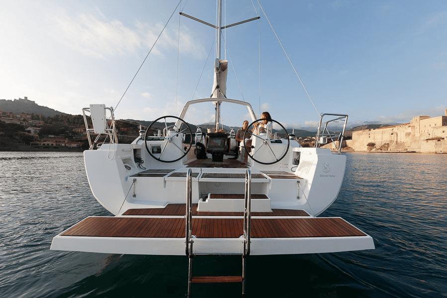 Photo du voilier Beneteau OCEANIS 41