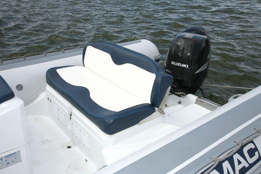 Photo du bateau à moteur LOMAC 600 IN