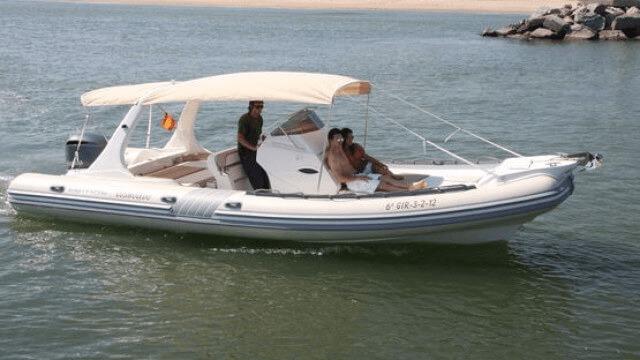 Photo du bateau à moteur LOMAC 7.9 IN