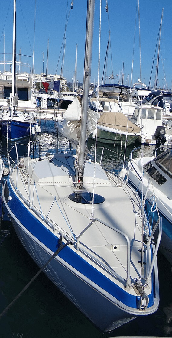 Photo du voilier Etap Yachting 22 i