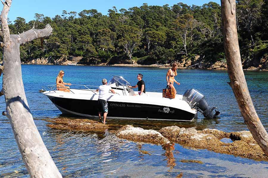 Photo du bateau à moteur PACIFIC CRAFT 670 Open