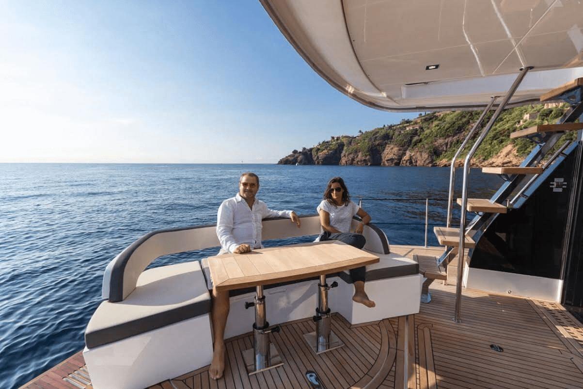 Photo du yacht Galeon 500 FLY