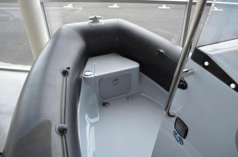 Photo du bateau à moteur VALIANT 550