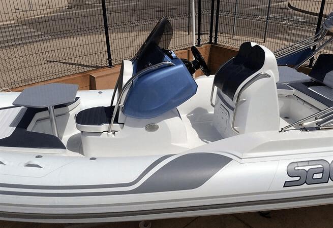 Photo du bateau à moteur SACS S 780
