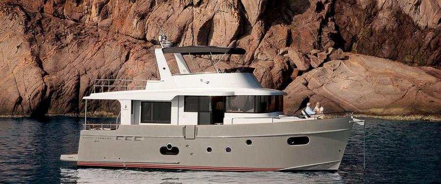 Photo du bateau à moteur Beneteau Swift Trawler 50