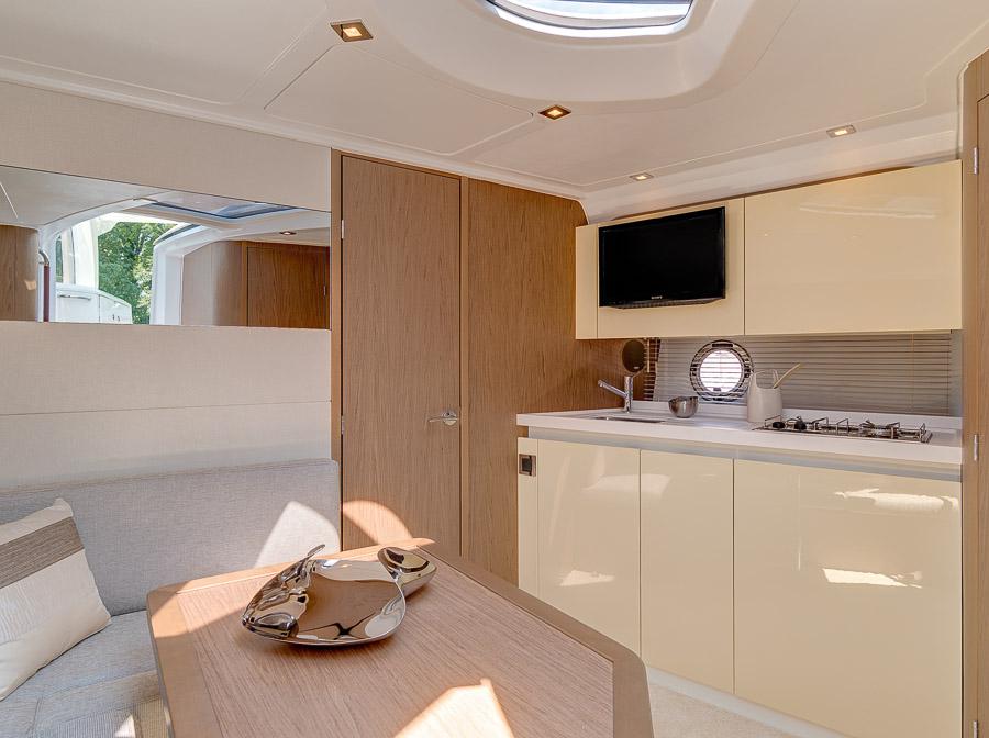 Photo du bateau à moteur Beneteau Gran Turismo 38
